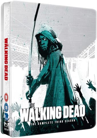 The Walking Dead : Saison 3 - Steelbook d'édition limitée