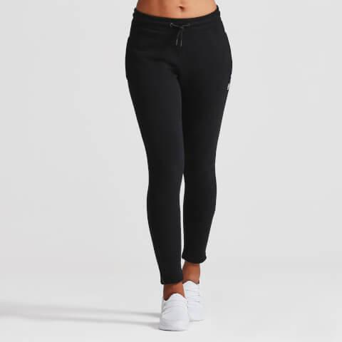 IdealFit Core Slim Fit Bottoms - Black