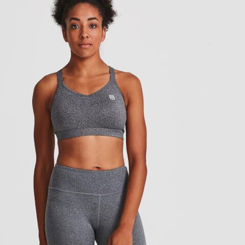 IdealFit Core Sports Bra - Grey