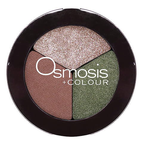 Osmosis Color Eye Shadow Trio - Evergreen