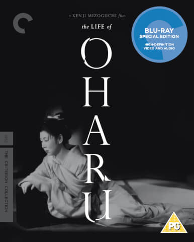 The Life Of Oharu - The Criterion Collection