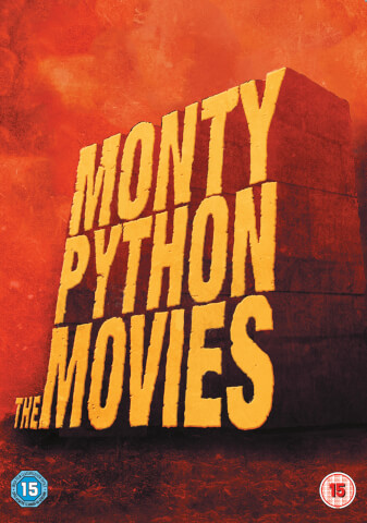 Monty Python Movies - Boxset (3 Movies)