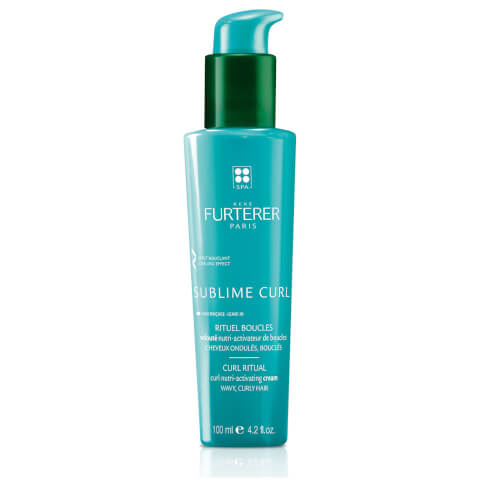René Furterer Sublime Curl Curl Nutri-Activating Cream 4.2 fl.oz