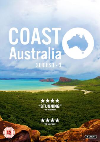 Coast Australia - Series 1-3