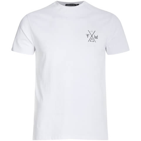 Friend or Faux Men's Breakwater T-Shirt - White