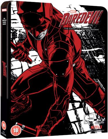 Daredevil: Season 2 - Zavvi Exclusive Limited Edition Steelbook