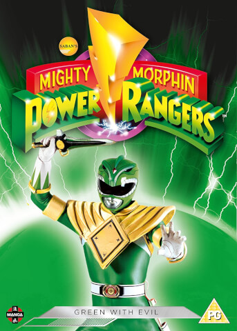 Power Rangers: Green With Evil