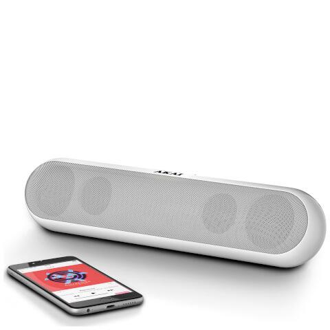 Akai XL Bluetooth Capsule Speaker - White