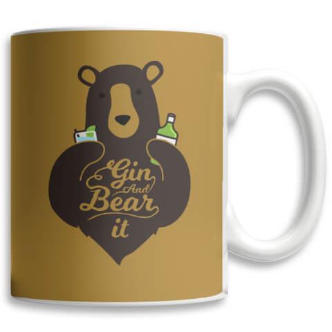 Tasse Gin And Bear It