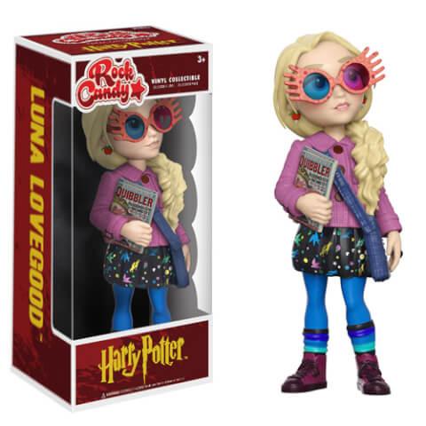 Harry Potter Luna Lovegood Rock Candy Vinyl Figure