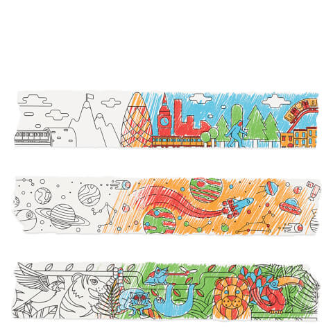 Doodle Tape