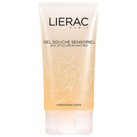 Lierac Sensorielle Shower Gel with 3 White Flowers