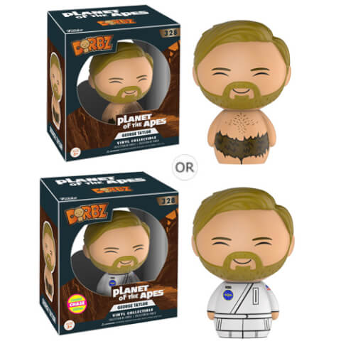 Planet Of The Apes George Dorbz Vinyl Figure