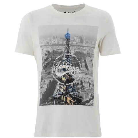 Jack & Jones Men's Originals Arco T-Shirt - Cloud Dancer