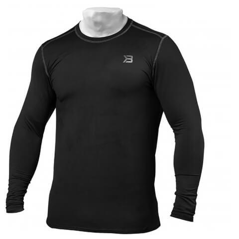 Better Bodies Performance Long Sleeve T-Shirt - Black