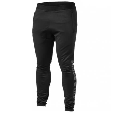 Better Bodies Hudson Jersey Pants - Black