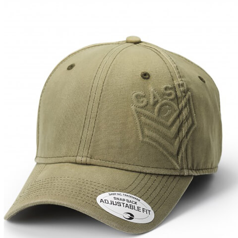 GASP Broad Street Cap - Wash Green