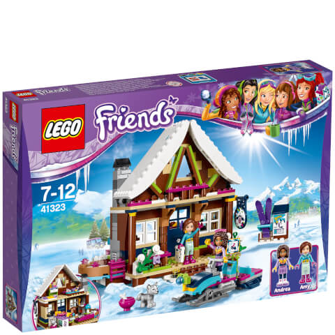 LEGO Friends: Le chalet de la station de ski (41323)