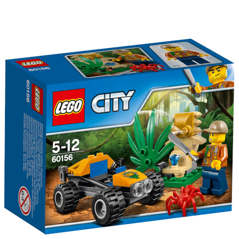 LEGO City: Le buggy de la jungle (60156)