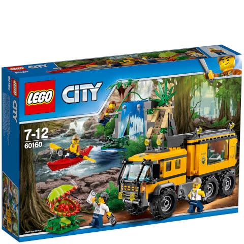 LEGO City: Le laboratoire mobile de la jungle (60160)
