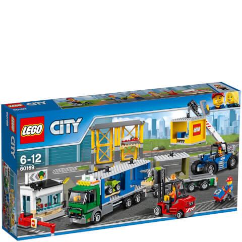 LEGO City: Town Cargo Terminal (60169)