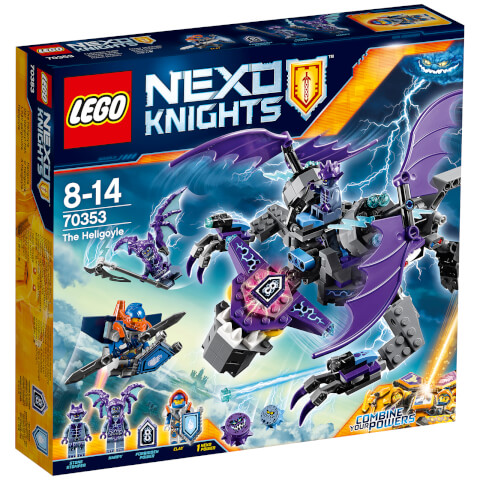 LEGO Nexo Knights: The Heligoyle (70353)