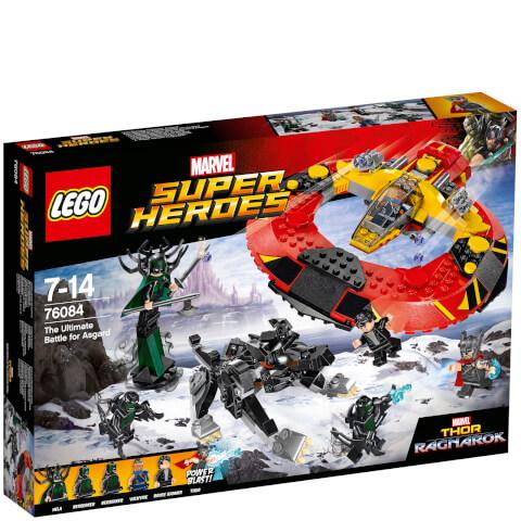 LEGO Marvel Superheroes: La bataille suprême pour la survie d'Asgard (76084)