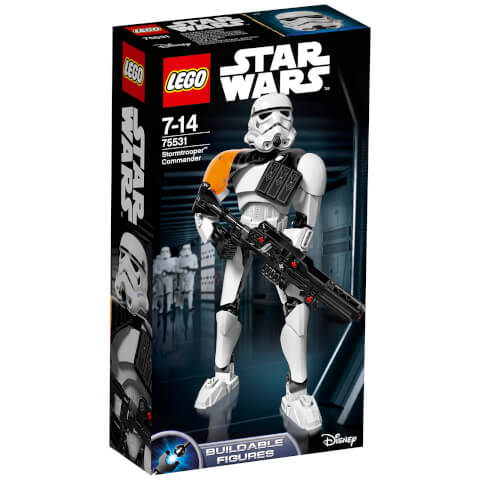 LEGO Star Wars: Commandant Stormtrooper™ (75531)