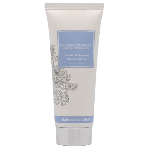 Aromatherapy Co Lavender And Rosemary Hand & Nail Cream 100ml