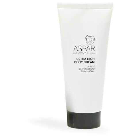 Aspar Ultra Rich Body Cream 200ml