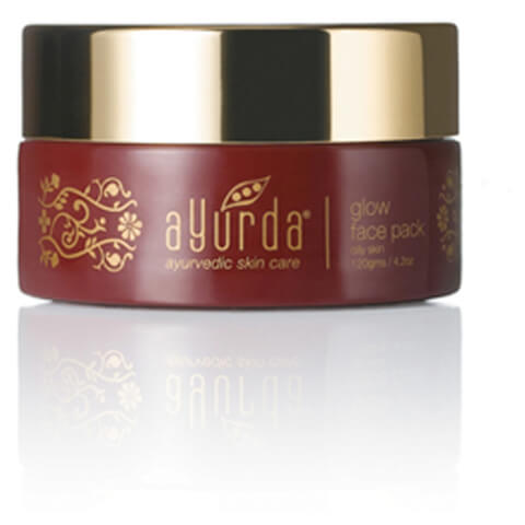 Ayurda Ayurvedic Skincare Glow Face Pack 120g