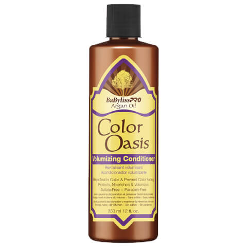 BaByliss PRO Argan Oil Color Oasis Volumizing Conditioner 350ml