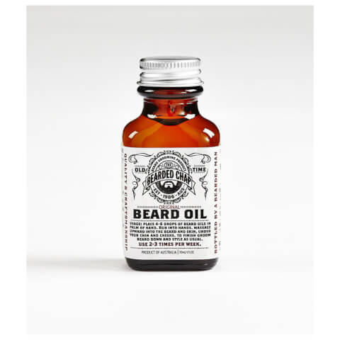 Bearded Chap Original Beard Oil 30ml