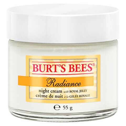 Burt's Bees Radiance Night Creme With Royal Jelly 55g