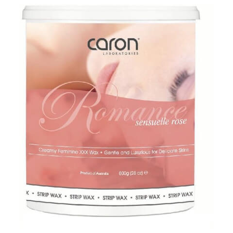 Caron Romance Strip Wax - Microwaveable 800ml