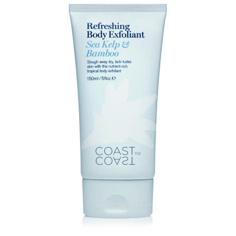 Coast to Coast Coastal Refreshing Body Exfoliant 150ml