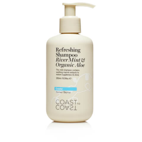 Coast to Coast Coastal Refreshing Shampoo 250ml
