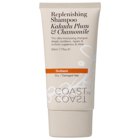 Coast to Coast Outback Replenishing Shampoo 50ml
