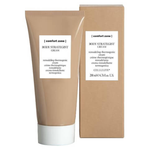 Comfort Zone Body Strategist Remodelling Thermogenic Cream 200ml