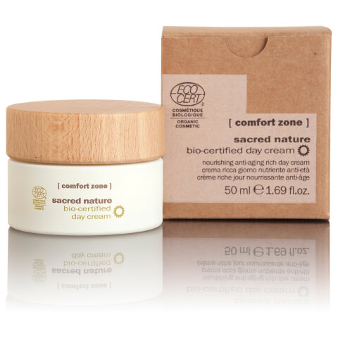 Comfort Zone Sacred Nature Bio-Certified Anti-Aging Rich Day Cream 50ml