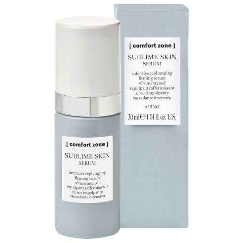 Comfort Zone Sublime Skin Intensive Replumping Firming Serum 30ml