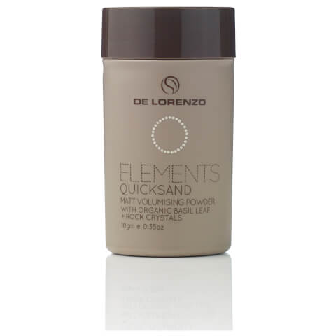 De Lorenzo Elements Quicksand Matt Volumising Powder 10g