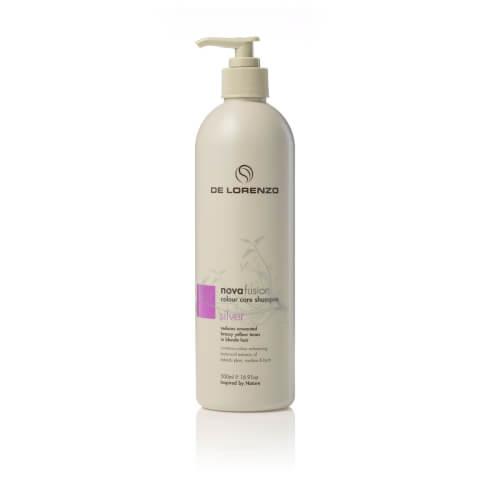 De Lorenzo Novafusion Silver Shampoo 500ml