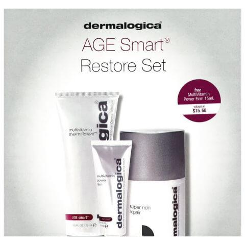 Dermalogica Age Smart Restore Set