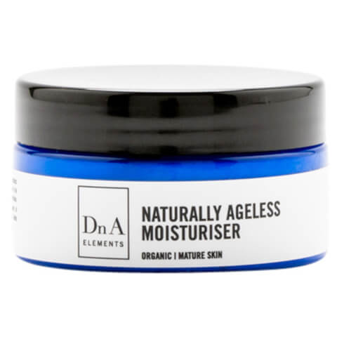 DnA Elements Organic Naturally Ageless Moisturiser 50g