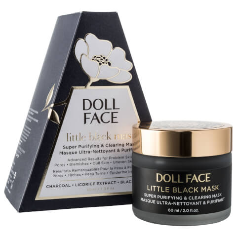 Doll Face Little Black Mask Purifying And Clearing Mask 60ml
