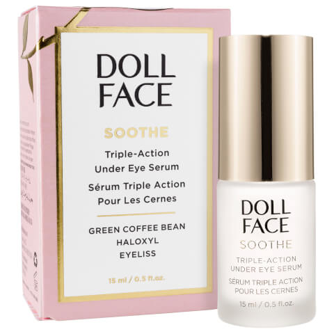 Doll Face Soothe Undereye Puffiness Serum 15ml