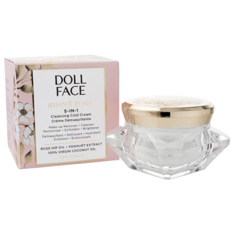 Doll Face Sweet Rose 5-in-1 Cleansing Cold Cream 47ml