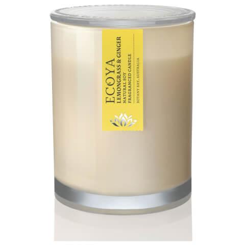 ECOYA Lemongrass & Ginger Metro Jar