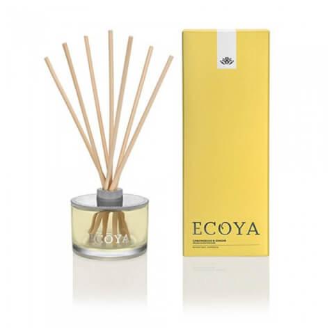ECOYA Lemongrass & Ginger Reed Room Diffuser